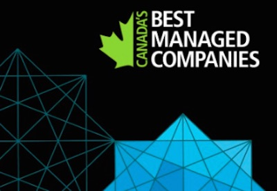 Electrical and Lighting Industry Members Among Canada's Best Managed for 201
