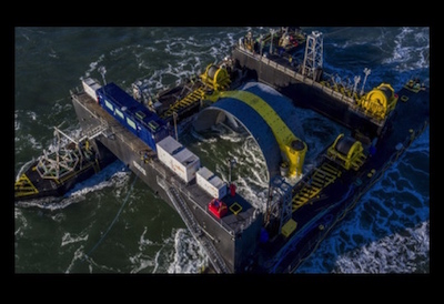 Cape Sharp Tidal Generates Canada's First In-Stream Tidal Energy