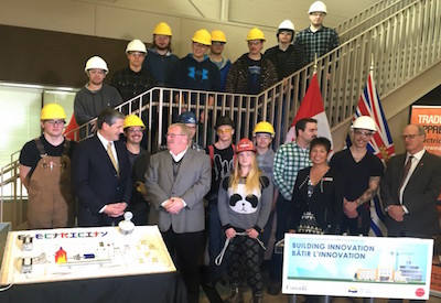 BC's Okanogan College to Construct New Trades Building