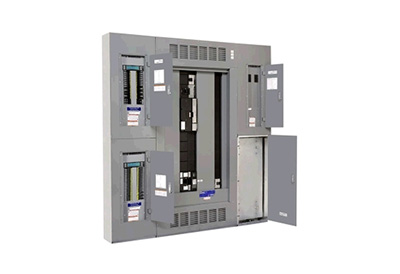 Schneider panel board 400