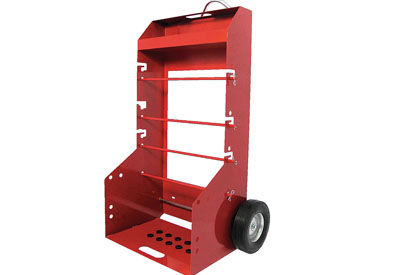 AG Wire Spool Cart