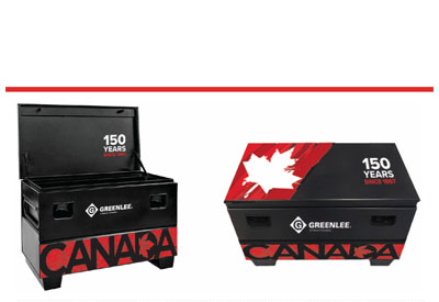 Greenlee Canada 150 Storage Box