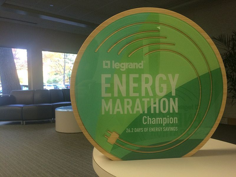 Energy Marathon Trophy