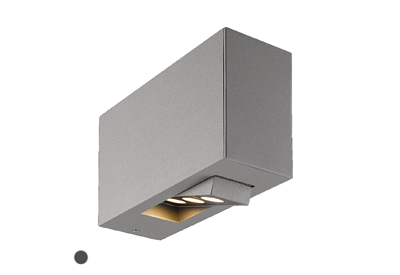 Eurofase Oscar 3-Light LED Outdoor Wall Mount
