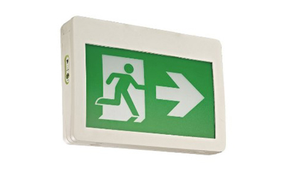 Arani LED Plastic Running Man Sign