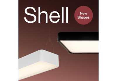New Shapes for Shell Luminaires