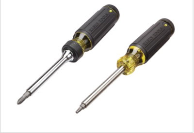 Multi-Bit Screwdrivers from Klein Tools