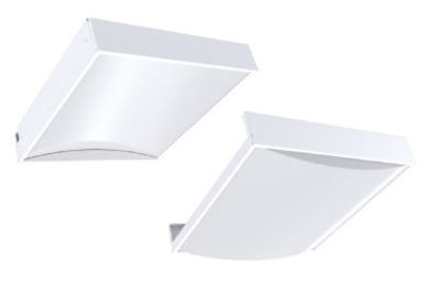 Viscor OnCurve Recessed Troffers