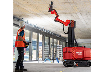 Hilti Construction Jobsite Robot