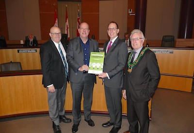Pickering, Ontario Energy Conservation Champion