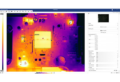 FLIR thermal studio 400