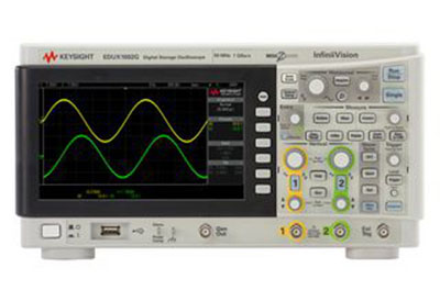 Keysight scope 400