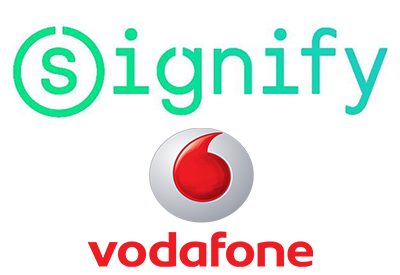 LDS signify vodafone 400