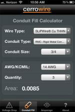 Cerro Wire Unveils New iPhone and iPad App for the Electrical Contractor