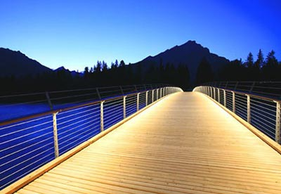 Banff Ped Bridge