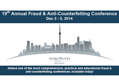 Counterfeiting Conference