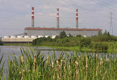 Sundance Powerplant